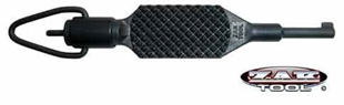 Picture of ZT 9P Flat Knurl Swivel Polymer Handcuff Key by ZAK Tool
