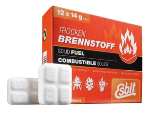 Picture of Esbit® Solid Fuel Tablets 12 x 14 Grams