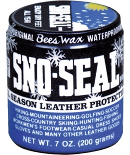 Picture of Sno-Seal Beeswax Waterproofing Jar by Atsko