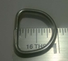Picture of 28mm D-Ring - Non Welded - Stainless Steel