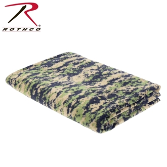 Picture of Camo Fleece Blanket by Rothco®