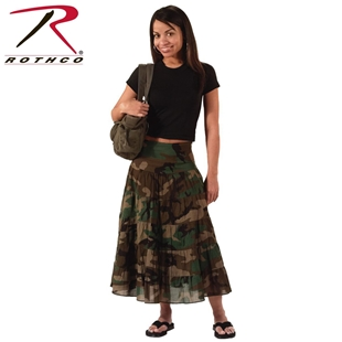Picture of Women's Gauze Skirt by Rothco®