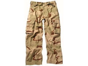 Picture of Discontinued Kid's Vintage Camo Paratrooper Fatigues by Rothco®