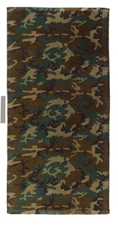 Picture of Woodland Camo Beach Towel by Rothco®
