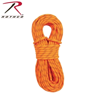 Picture of Orange Rescue Rappelling Rope - 150 Feet