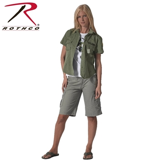 Picture of Women's Bermuda Shorts by Rothco®