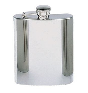 Picture of Stainless Steel Flask by Rothco®