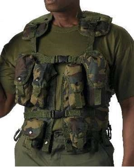 Picture of Tactical Assault Vest by Rothco®