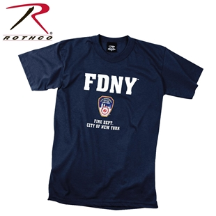 Picture of Officially Licensed FDNY T-Shirt by Rothco®