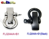 "Picture of Adjustable 3/16"" (5mm) Bow-Style Shackle"