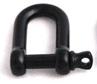 "Picture of Adjustable 3/16"" (5mm) D-Style Shackle"