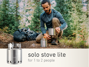 Picture of Solo Stove Lite by Solo Stove