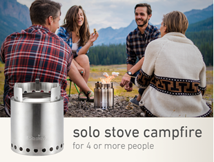 Picture of Solo Stove Campfire by Solo Stove