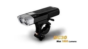 Picture of BC30 Bike Light - Max 1,800 Lumens by Fenix™ Flashlight