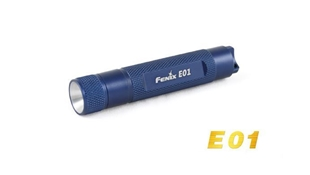 Picture of E01 Flashlight - Max 13 Lumens by Fenix™ Flashlight