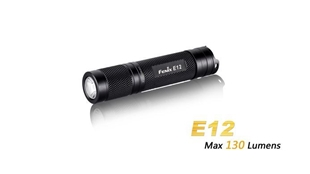 Picture of E12 Flashlight - Max 130 Lumens by Fenix™ Flashlight