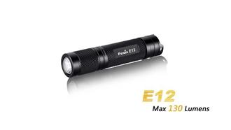 Picture of E12 Flashlight - Max 130 Lumens by Fenix™ Flashlight