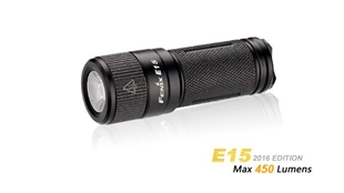 Picture of E15 2016 Flashlight - Max 450 Lumens by Fenix™ Flashlight
