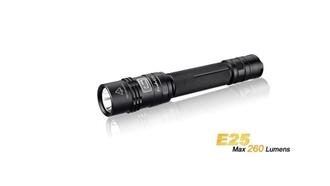 Picture of E25 Flashlight - Max 260 Lumens by Fenix™ Flashlight
