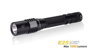 Picture of E25 UE Flashlight - Max 1,000 Lumens by Fenix™ Flashlight