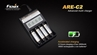 Picture of ARE-C2 Advanced Multi Battery Charger by Fenix™