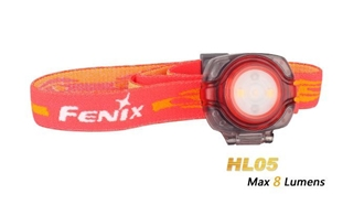Picture of HL05 Headlamp - Max 8 Lumens by Fenix™ Flashlight