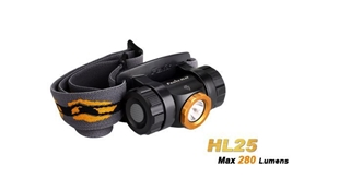 Picture of HL25 Headlamp - Max 140 Lumens by Fenix™ Flashlight