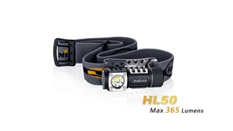 Picture of HL50 Headlamp - Max 365 Lumens by Fenix™ Flashlight