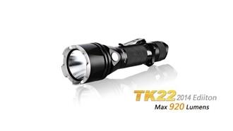Picture of TK22 Flashlight - Max 920 Lumens by Fenix™ Flashlight