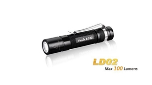 Picture of LD02 Flashlight - Max 100 Lumens by Fenix™ Flashlight