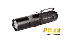 Picture of PD22 Flashlight - Max 210 Lumens by Fenix™ Flashlight