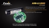 Picture of 18650 ARB-L2-2600 Rechargeable Li-ion Battery by Fenix™