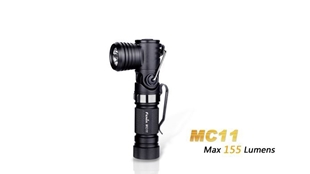 Picture of MC11 Anglehead Flashlight - Max 155 Lumens by Fenix™ Flashlight