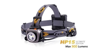 Picture of HP15UE Headlamp - Max 900 Lumens by Fenix™ Flashlight