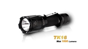 Picture of TK16 Flashlight - Max 1,000 Lumens by Fenix™ Flashlight