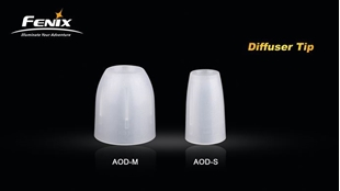 Picture of AOD Medium Diffuser Tip by Fenix™