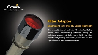 Picture of Filter Adapter (AD302) by Fenix™