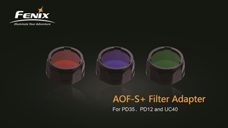 Picture of Filter Adapter (AOF-S+) Small+ by Fenix™