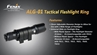 Picture of ALG-01 Tactical Flashlight Rail Mount by Fenix™
