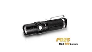 Picture of PD25 Flashlight - Max 550 Lumens by Fenix™ Flashlight