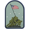 "Picture of Iwo Jima 2.1"" x 3"" 3D PVC Morale Patch by Maxpedition®"