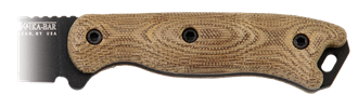 Picture of Micarta® Handles for Short Becker Knives by KA-BAR®