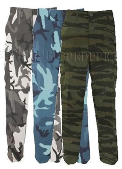 Picture of Discontinued BDU Pants (Button Fly) 60/40 Cotton/Poly Twill by Propper™