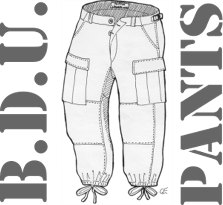 Picture for category BDU Pants