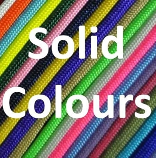 Picture of 100 Foot Solid Colour - Nylon 7 Strand Paracord By R&W Rope