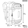 Picture of IRONCLOUD™ AGR™ Adventure Travel Bag by Maxpedition®
