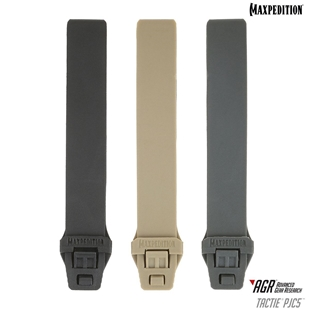 Picture of TacTie® PJC5™ Polymer Joining Clip (Pack of 6) from AGR™ by Maxpedition®