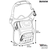 Picture of WOLFSPUR™ AGR™ Crossbody Shoulder Bag by Maxpedition®