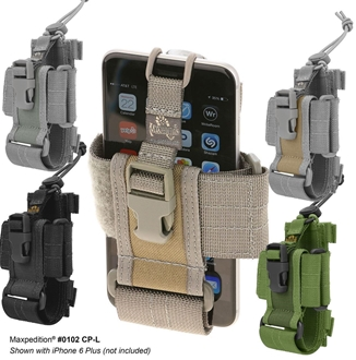 Picture of CP-L Large Phone / Radio Holster by Maxpedition®
