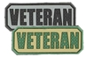 Picture of 3D PVC Patch 2.5 x 1 Veteran Identification Panel